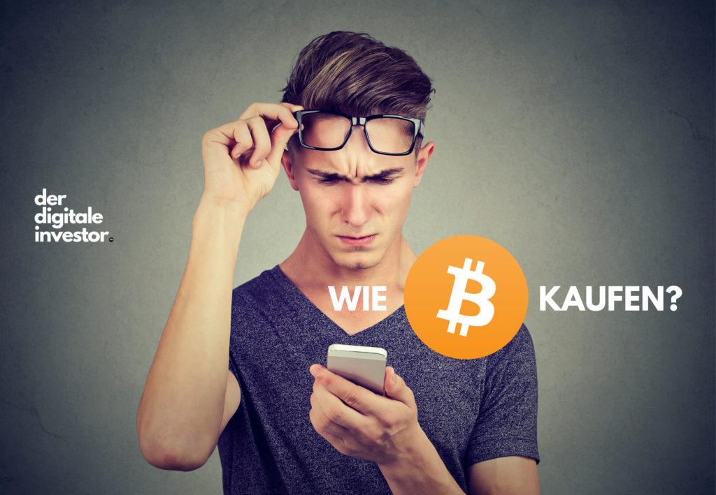 Confused Bitcoin kaufen
