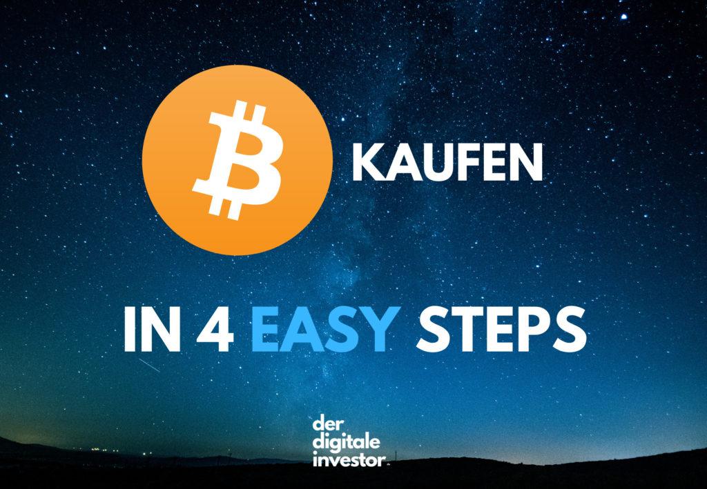 Wie Bitcoin kaufen_Titelbild